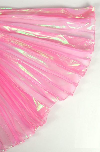 Bellydance Isis Wings Iridescent Pink
