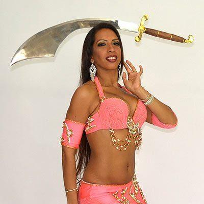 Belly Dance Swords