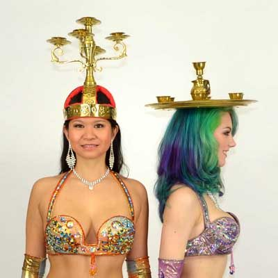 Belly Dance Props