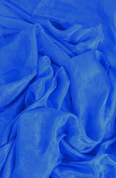 Silk Veil - Blue