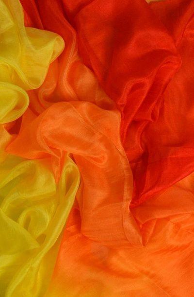 Silk Veil - Fire