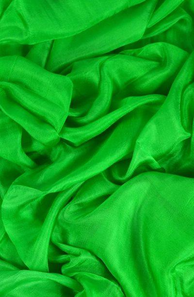 Silk Veil - Green