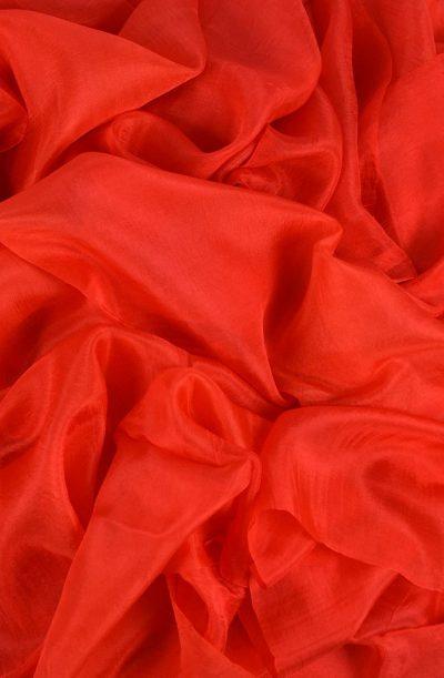 Silk Veil - Red