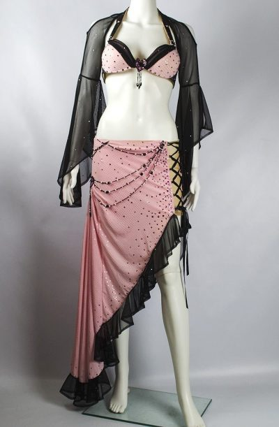 Belly Dance Costume - One Off Design