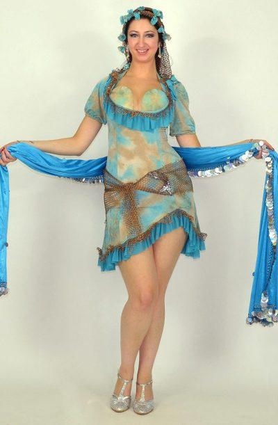 Full Alexandrian Costume - By Eman Zaki