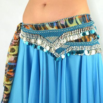 Belly Dance Hip Belts