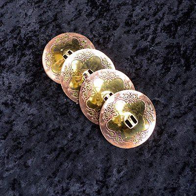 Segats / Zills - Brass & Copper Standard
