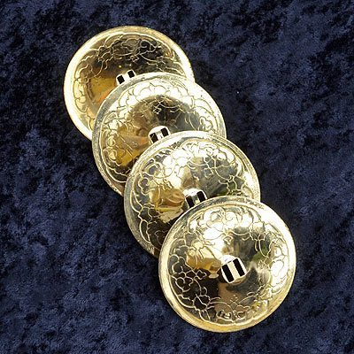 Segats / Zills - Large Brass