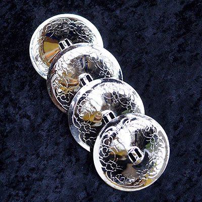 Segats / Zills - Large Silver