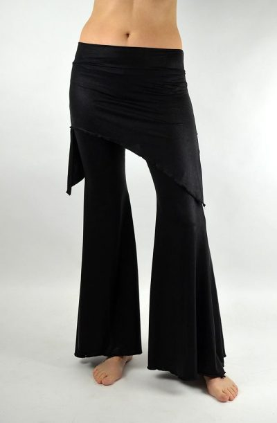 Dance Pants - Gothic Leather Look
