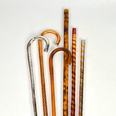 Sticks & Canes for Belly Dance