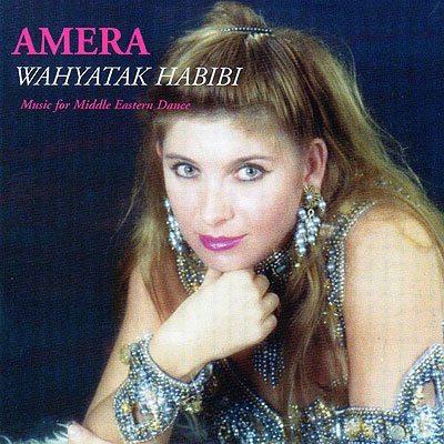 Belly Dance CD - Wahyatak Habibi