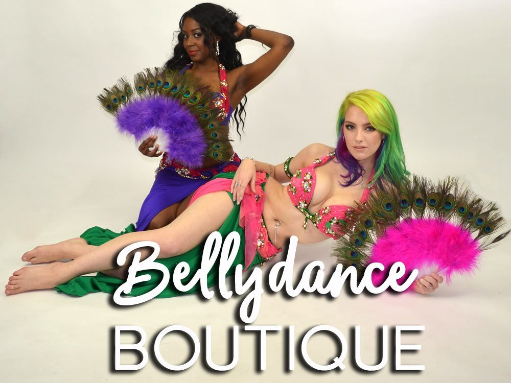 Holly and Hen Belly Dance Sale