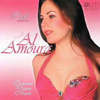 Belly Dance CD - Al Amoura by Outi