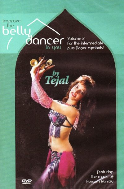 Belly Dance DVD - Improve the Belly Dancer in you