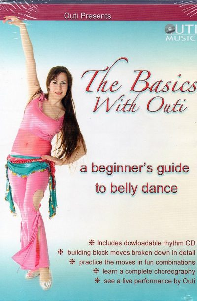 Belly Dance DVD - The Basics with Outi