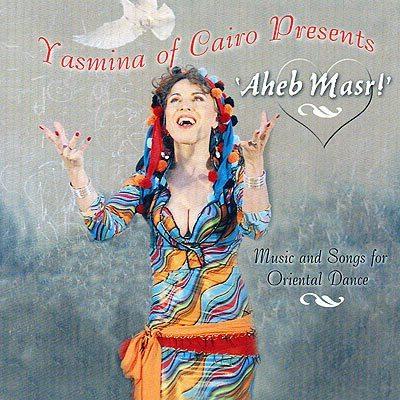 Belly Dance CD - Aheb Masr!