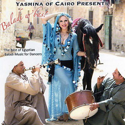 Belly Dance CD - Baladi Wa Bas