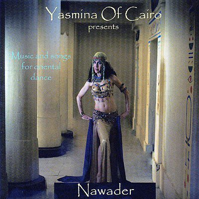Belly Dance CD - Nawader