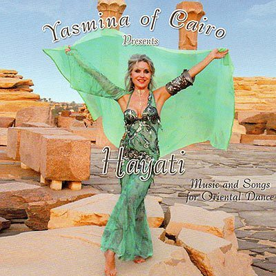 Belly Dance CD - Hayati