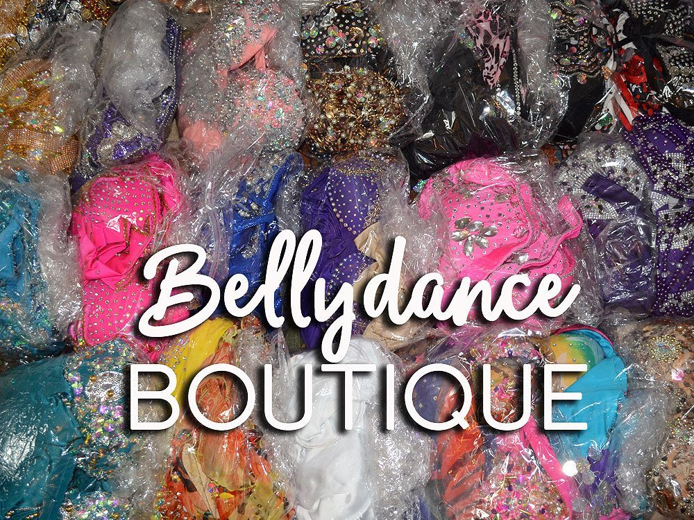 New Belly Dance Costumes just arrived!