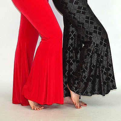 Bellydance & Tribal Dance Pants