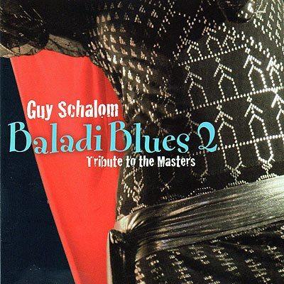 Belly Dance CD - Baladi Blues 2