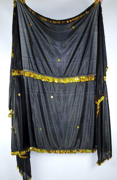 Melaya -Black & Gold