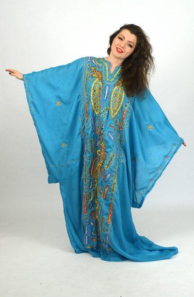 Khaleegi Thobe - Sky Blue