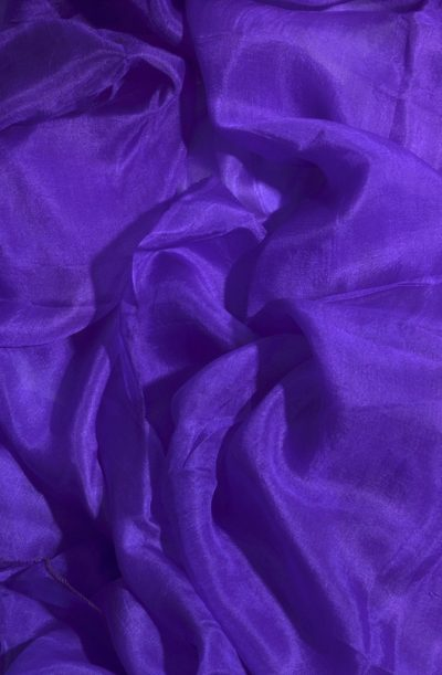 Silk Veil - Purple