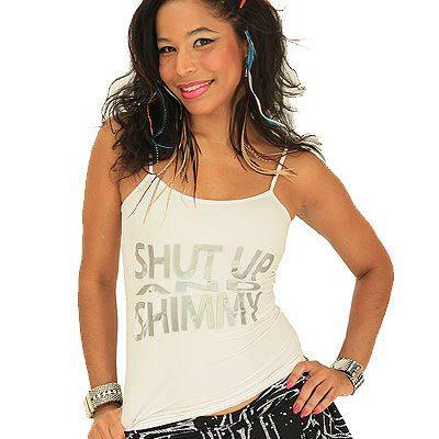 Sharifwear Shut Up & Shimmy Top