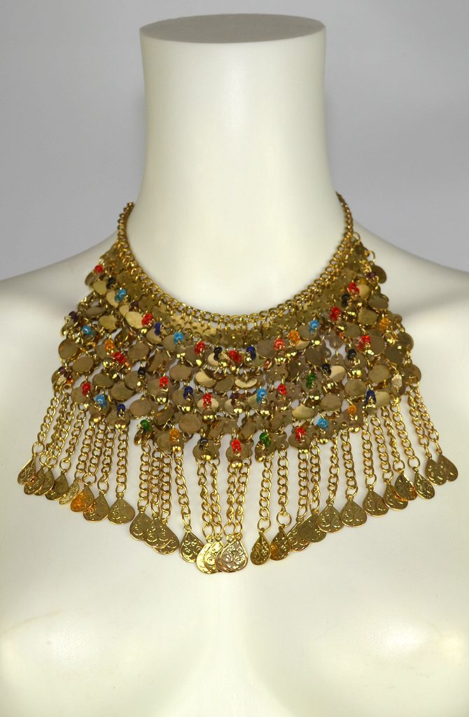 Egyptian Beaded Necklace