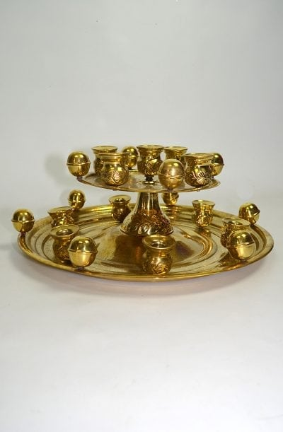 Two Tier Candle Tray