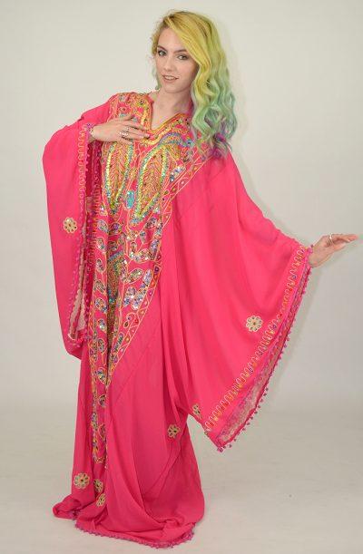 Khaleegi Thobe - Pink