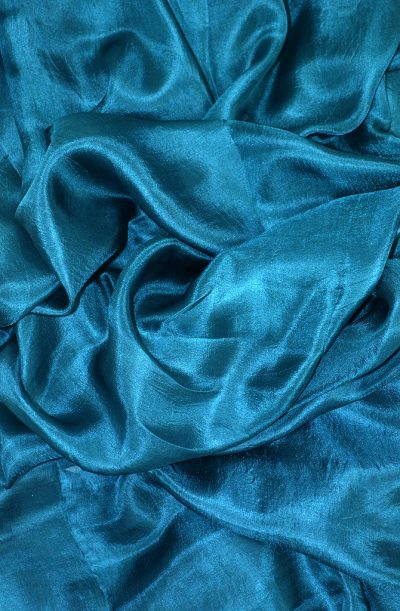 Silk Veil - Dark Teal