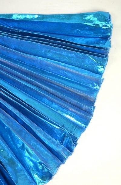 Bellydance Ises Wings Lamé- Turquoise