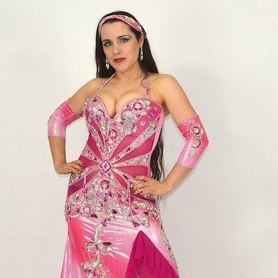 Queen Hanan Belly Dance Costumes