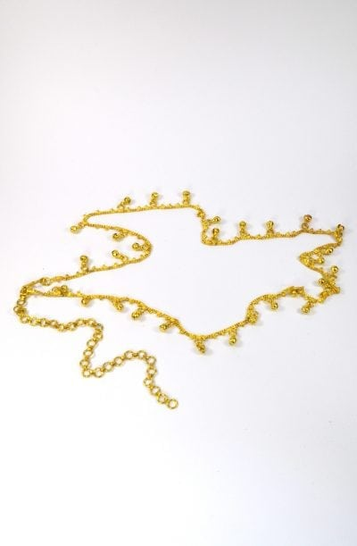 Belly Chain Little Bells - Gold