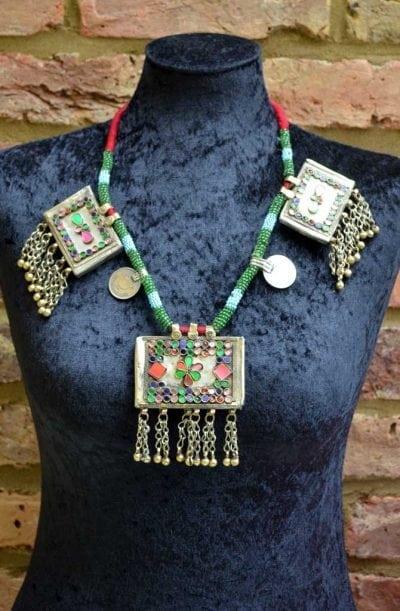 Kuchi Necklace/Belt - Style 5