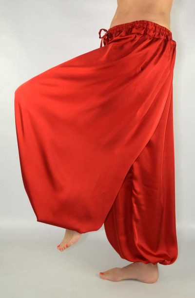 Pantaloon / Harem Pants - Red
