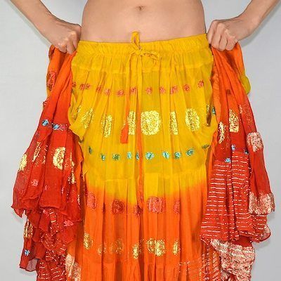 Tribal Belly Dance Skirts