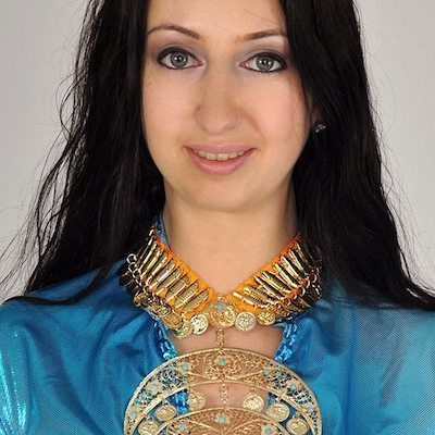 Belly Dance Egyptian Jewellery