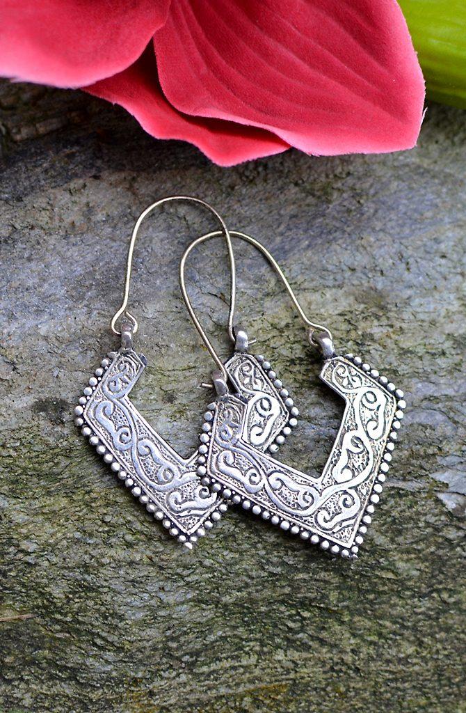 Tribal Earrings - Style 3