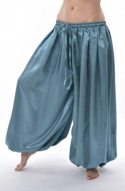 Pantaloon / Harem Pants - Teal
