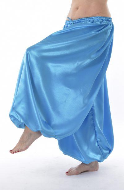 Pantaloon / Harem Pants - Turquoise