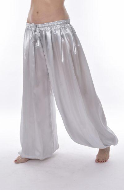 Pantaloon / Harem Pants - Silver