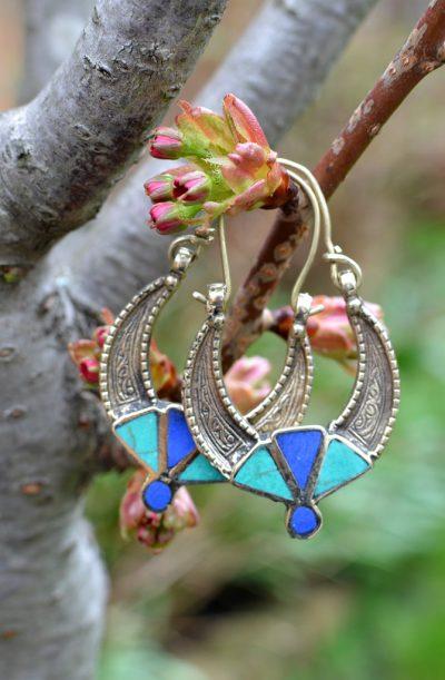 Tribal Earrings - Style 9