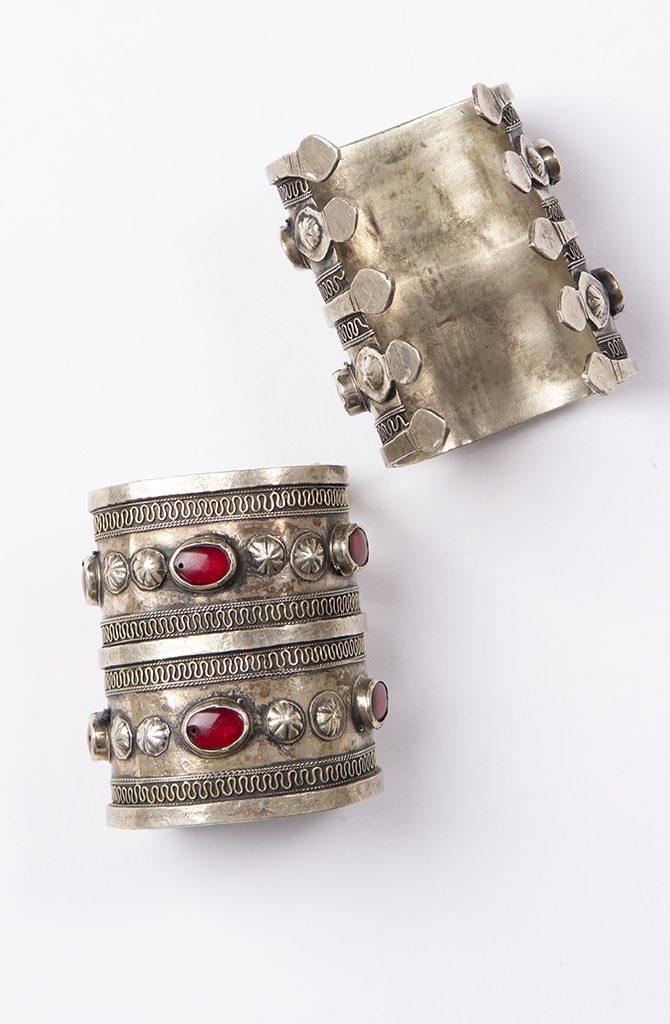 Tribal Cuffs (Pair)- 2 Row