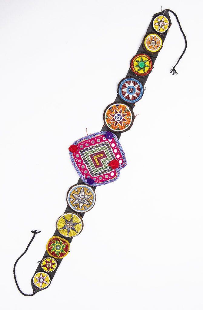 Tribal Medallion Belts - Style 1