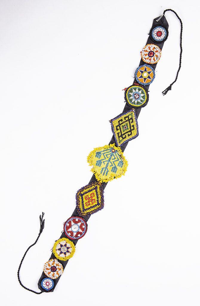 Tribal Medallion Belts - Style 6